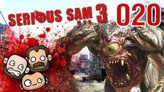 LPT: Serious Sam 3 #020 - Iron Man [720p] [deutsch]
