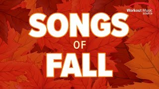 WOMS // Songs Of Fall 2016 Workout Mix (135-140 BPM)