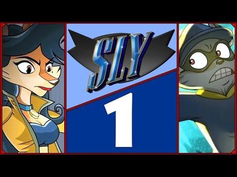 Zagrajmy w Sly Cooper: Złodzieje w czasie #1 Muzeum
