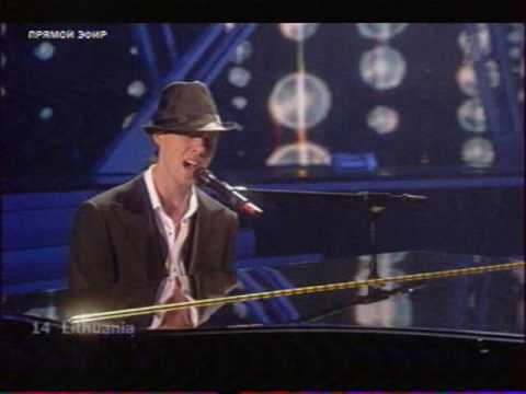Eurovision 2009 / Sasha Son - Love ( Lithuania )