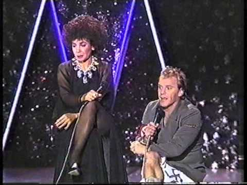 FREDDIE STARR & SHIRLEY BASSEY