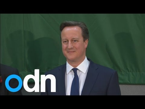 David Cameron keeps Witney seat, increasing Conservative majority