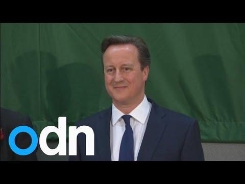 David Cameron keeps Witney seat, increasing Conservative majority