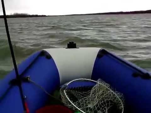 лодка аквилон тест