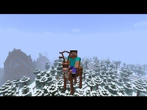 Mod Montar Animales Para Minecraft PE 0.7.6