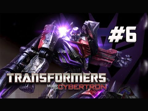 Transformers War for Cybertron Walkthrough - Part 6 [Chapter 2] Fuel of War Let