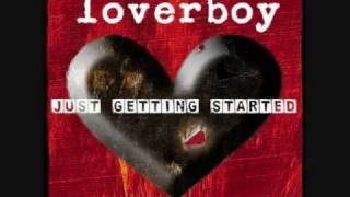 Watch Loverboy The One That Got Away video