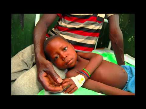 Massive malaria outbreak: MSF in action