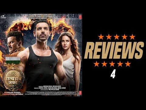 MOVIE REVIEW: Satyameva Jayate | John Abraham | Manoj Bajpayee  | Aisha Sharma