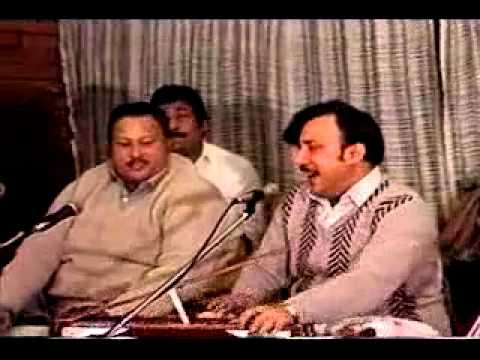 Nusrat Fateh Ali Khan- Amazing improvisation