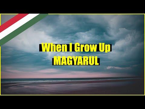 Confetti - When I Grow Up | MAGYAR DALSZÖVEG