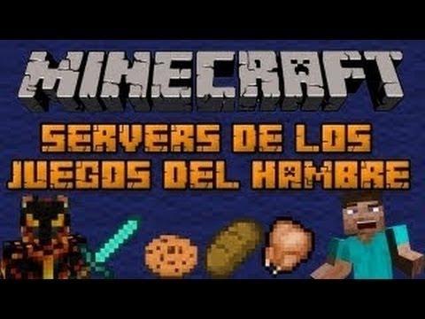 Juegos Del Hambre - Minecraft 1.6.4 - Servers No Premium Sin Hamachi