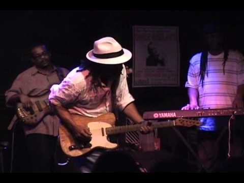 """The Things I Used To Do"" - Kenny Neal Blues Band"