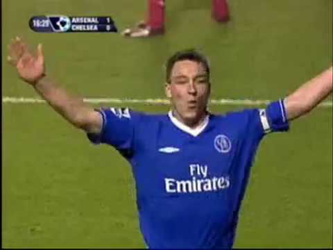The Best of John Terry Video