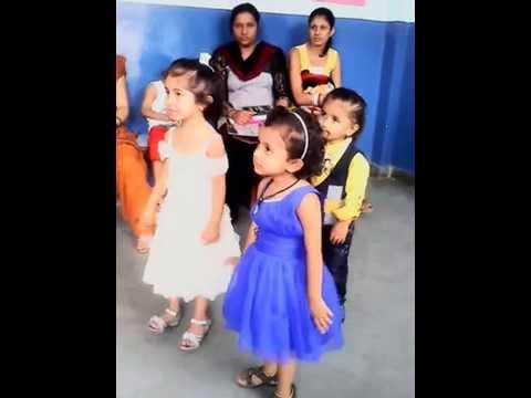 Baby Dance:- Nani Teri Morni Ko Mor Le Gayi video