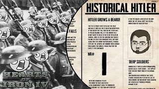 Historical Hitler [1] Germany Hearts of Iron IV HOI4