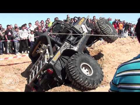 Trial de Casarrubios del Monte 2011 (Jeep Wrangler GIP Road)