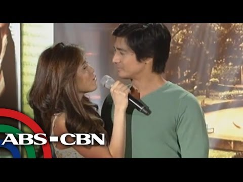 Piolo, Toni perform 'Starting Over Again' theme