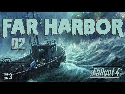 Fallout 4: Far Harbor (02) Podróż