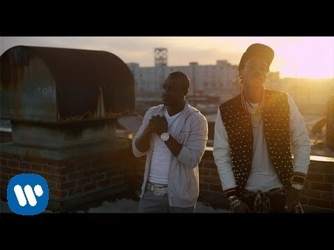 Wiz Khalifa - Let It Go Feat. Akon [official Video] video