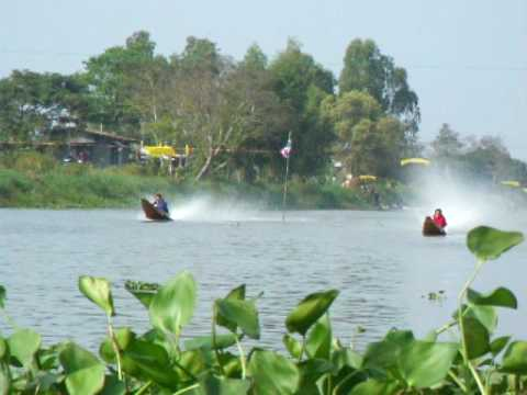 long tails boat racing 10.แข่งเรือ