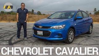 Chevrolet Cavalier 2018 - ¿Ganará la nostalgia a la razón?