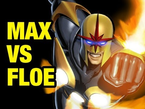 UMVC3: Max vs Floe Breakdown