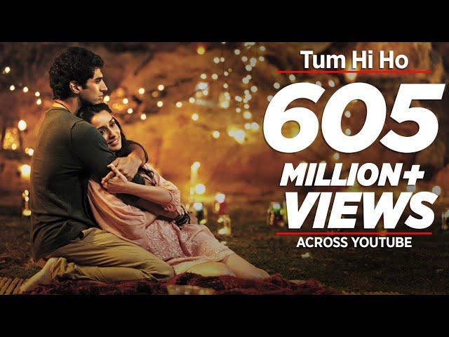 """Tum Hi Ho Aashiqui 2"" Full Video Song HD | Aditya Roy Kapur, Shraddha Kapoor | Music - Mithoon thumbnail"