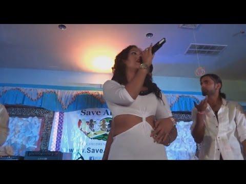 Sexi Marissa Performs At Chutney Glow 2014 Filmed By Jonfromqueens video