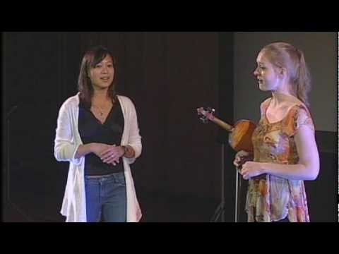 TEDxLeadershipPittsburgh - Yu-Ling Cheng and Emma Steele - 11/14/09