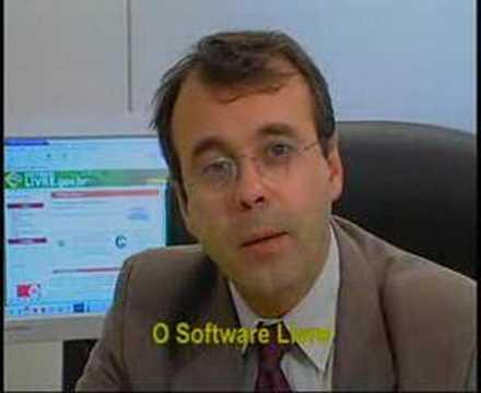 Software Livre : apresentação