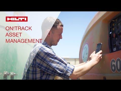 TESTIMONIAL about Hilti ON!Track Asset Management from Blakeman Steel