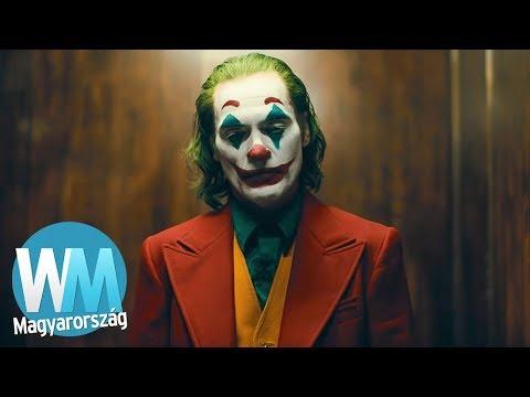 Top 10 dolog, amit tudunk a Joker filmről