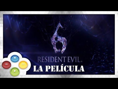 Resident Evil 6 Pelicula Completa Espa ñol