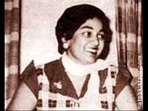 Kausar Parveen Salim Raza (raat Ho Gai Jawan) Sabira 1956 video