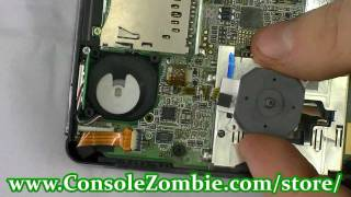3DS Analog Stick Joystick Replacement Tutorial - ConsoleZombie