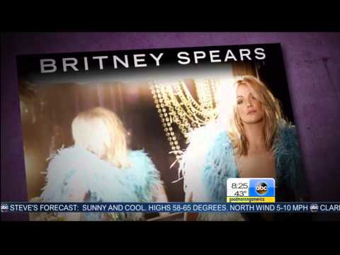 Britney Spears Exclusive Interview on Good Morning America[FULL]