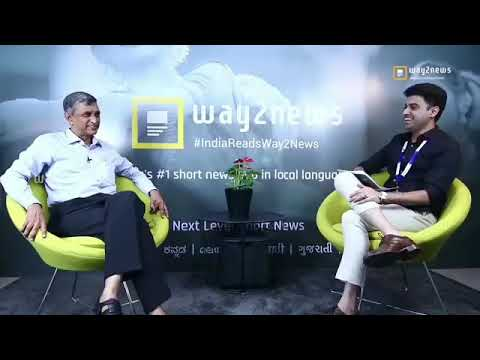 Dr. Jaya Prakash Narayana about Current Politics in AP - Way2News