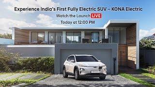 Hyundai | KONA Electric Launch | LIVE Webcast
