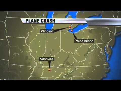 Nashville Plane Crash Pilot Identified - John Dunn
