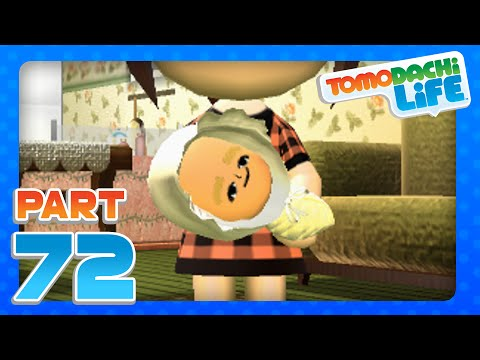 Tomodachi Life - Part 72 - Meet Baby Issac! (3DS)