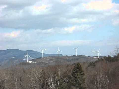 02/15/13 Wind Turbines, Groton NH