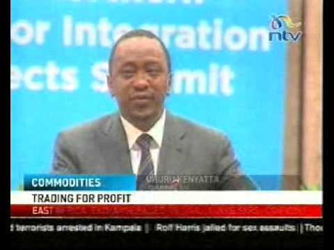 NTV Business News EAC Commodity Exchange