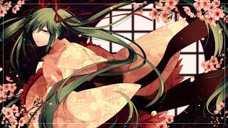 【初音ミクAppend】桜は散る事を恐れない【中文字幕】