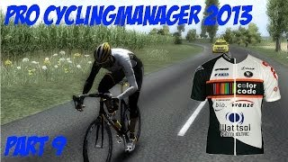 Pro Cycling Manager 2013: Career - Team Colorcode - Part 9: CRASHES