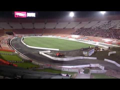 2013 Stadium SUPER Trucks Round #3 LA Coliseum SST On NBC Broadcast