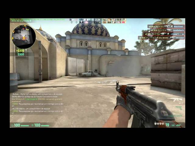 ALEXPORRAJP CS GO thumbnail