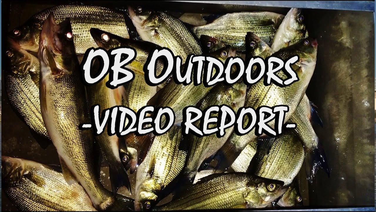 Lake Winnebago  OB Outdoors Video Report 07 23 14