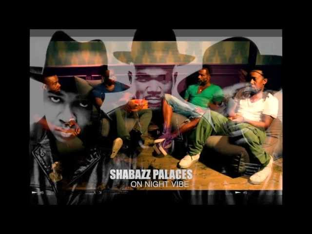Shabazz Palaces x Night Vibe