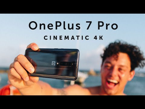 OnePlus 7 Pro CINEMATIC Video Test   4k Tulum